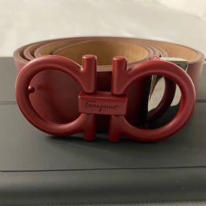 Unisex Ferragamo belt